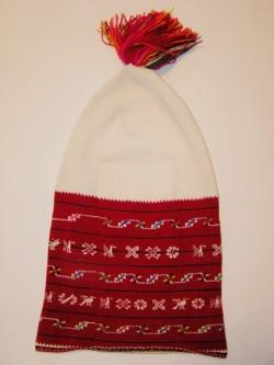 ペルーお土産 タキーレ島 帽子