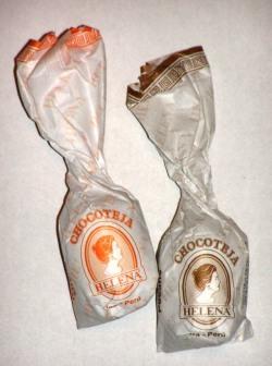ペルーお土産 お菓子 チョコテハ