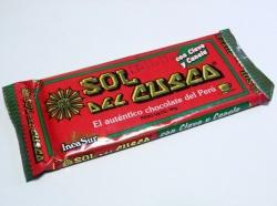 ペルーお土産 チョコラテ ホットチョコレート