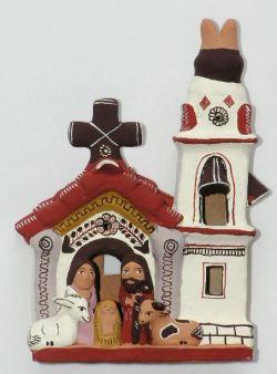 ペルーお土産 セラミカ 教会