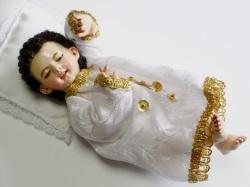 ペルーお土産 幼児キリスト ニーニョヘスス