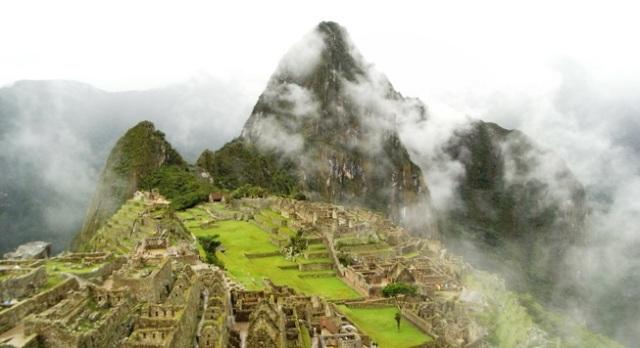 ペルー世界遺産 マチュピチュ